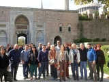 SUCCESS OF THE PRESENTATION OF THE VENETIAN ROUTES PROJECT IN BODRUM AND IN ISTANBUL, 16-19 OCTOBER