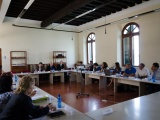 Start of the project Verotour – all international partners met in Venice, at  Venice International University premises
